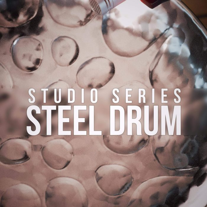8Dio Productions Studio Steel Drum