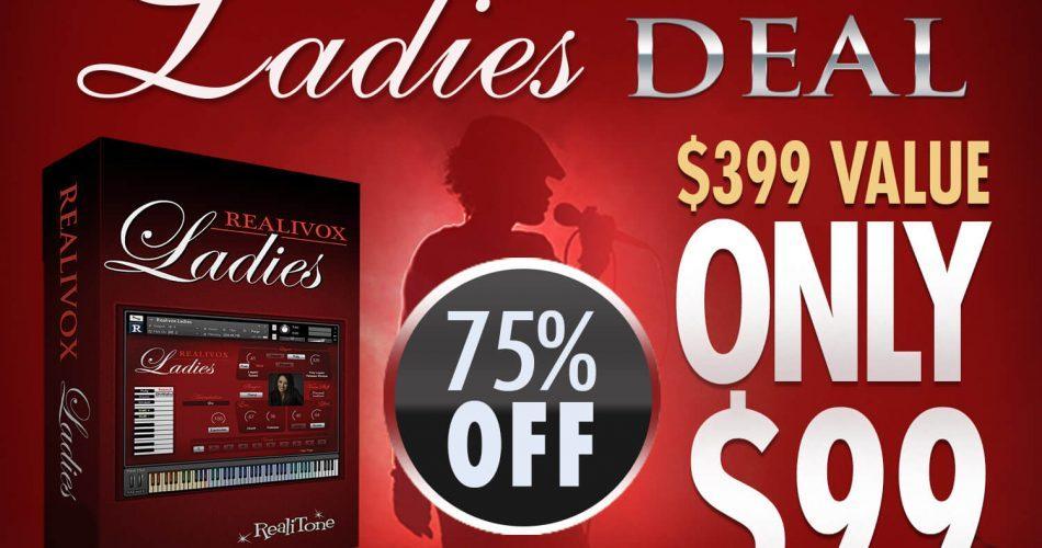 Audio Plugin Deals Realitone Realivox Ladies