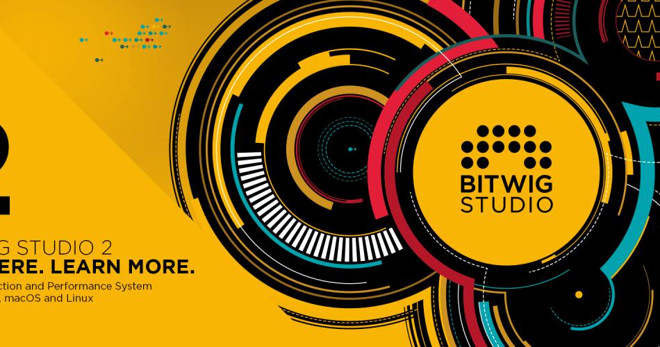 Bitwig Studio 2 feat