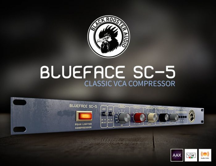 Black Rooster Audio Blueface SC-5