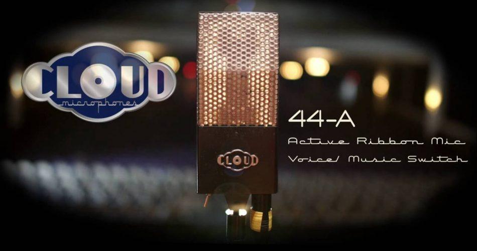 Cloud 44 A Ribbon Mic