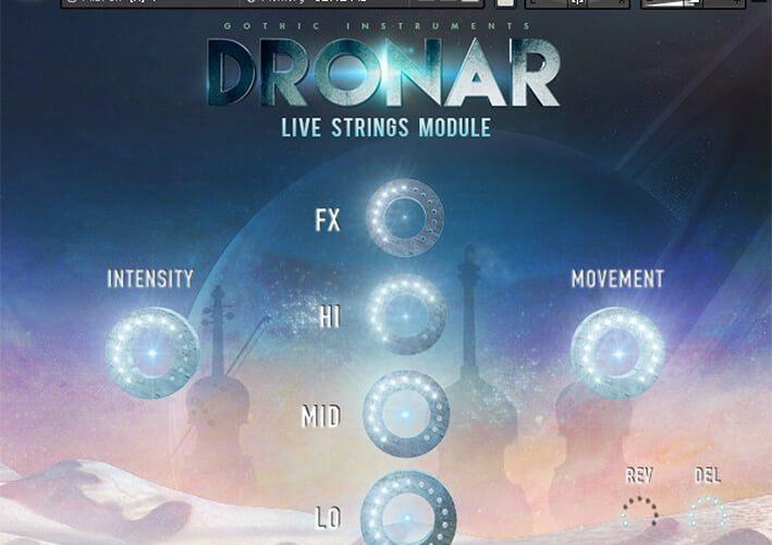 DRONAR Live Strings Main