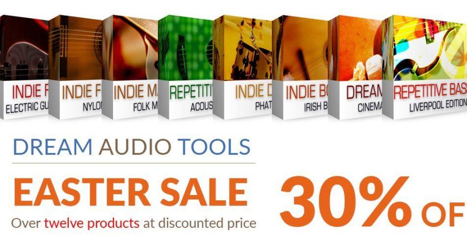 Dream Audio Tools Easter Sale