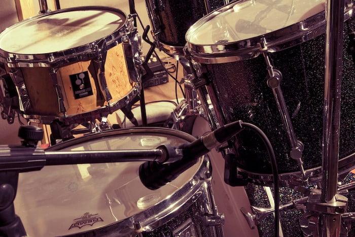 Drumdrops Vintage Funk Kit feat