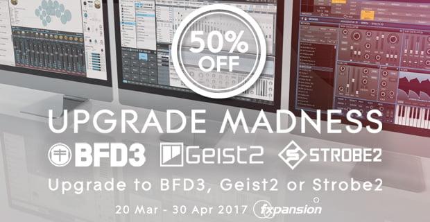 FXpansion Upgrades Sale