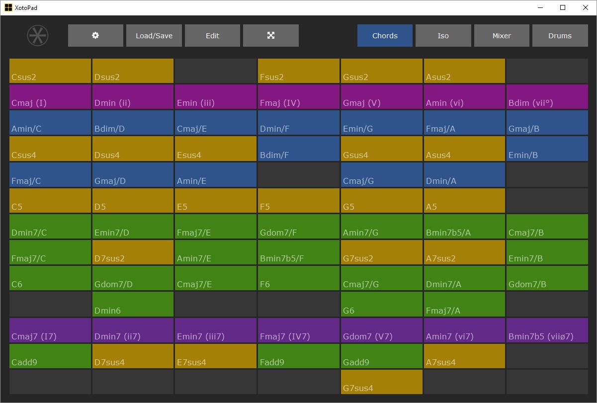 FeelYourSound XotoPad 2.5