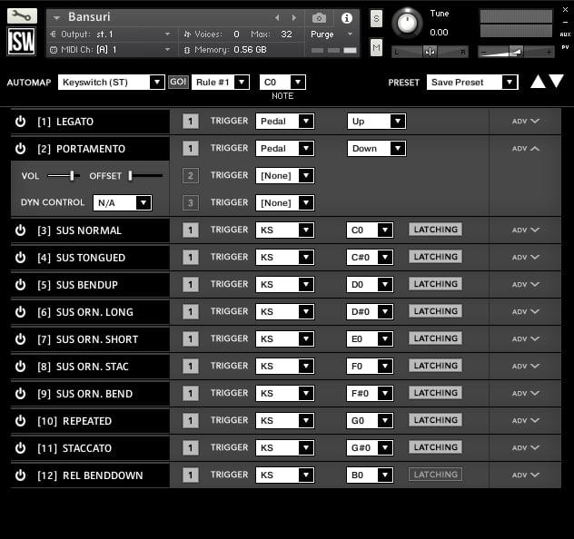Impact Soundworks Ventus Ethnic Bansuri 03