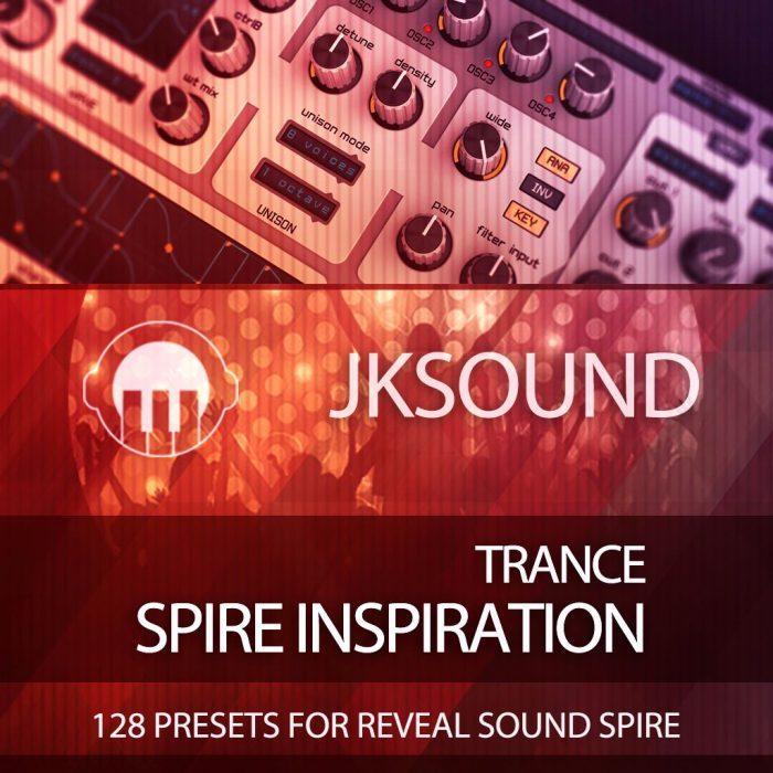 Jksound Trance Spire Inspiration