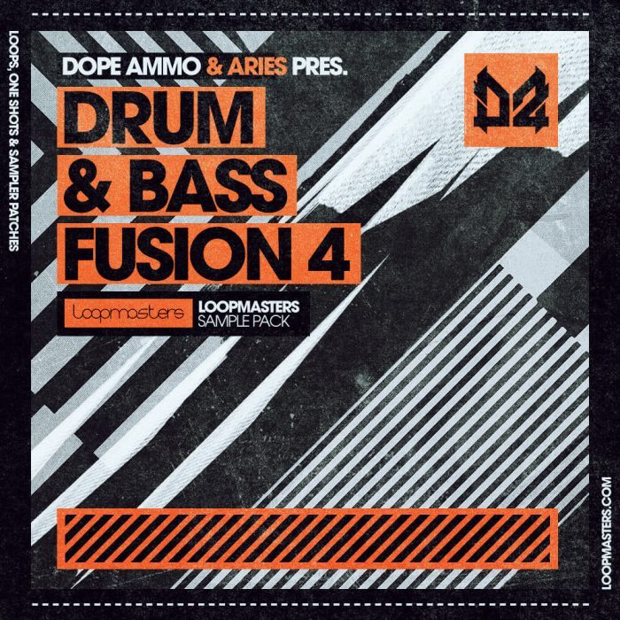 Loopmasters Drum & Bass Fusion 4