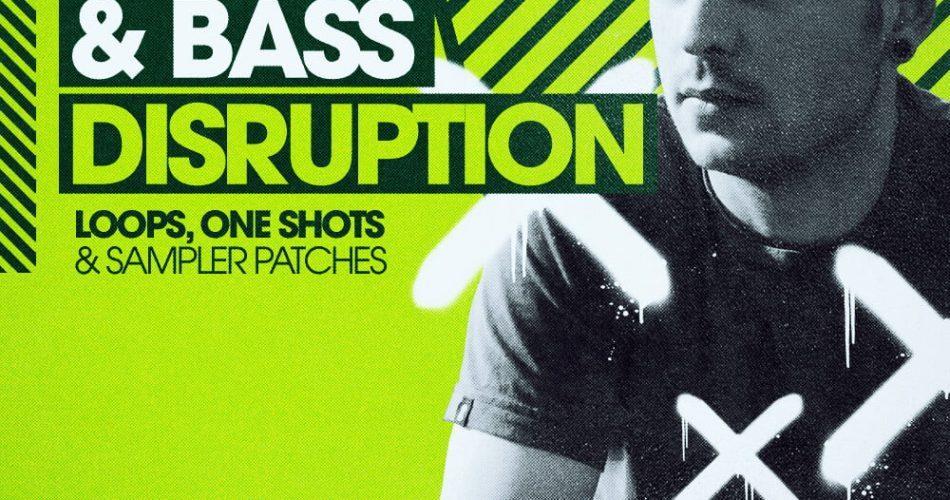 Loopmasters Hybris Drum & Bass Disruption