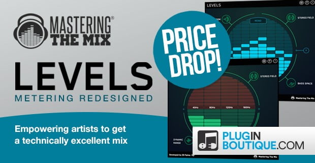 Mastering the Mix Levels price drop