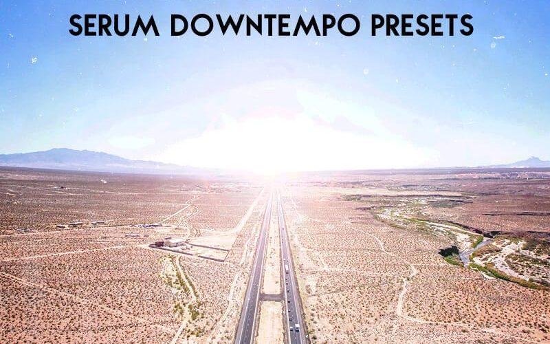 ModeAudio Desert Highway for Serum