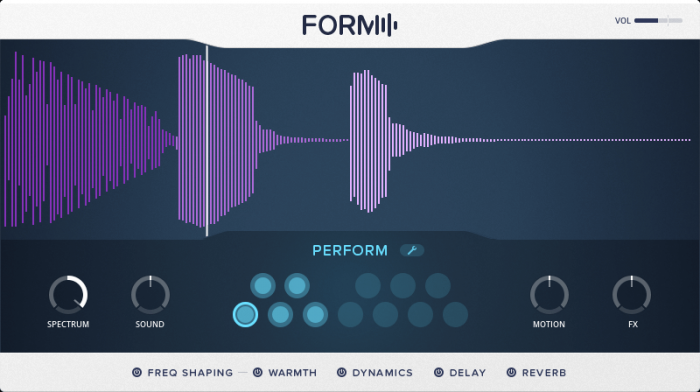 Native Instruments Form Perform