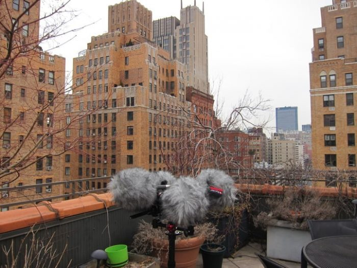 Rabbit Ears Audio NYC Rooftops