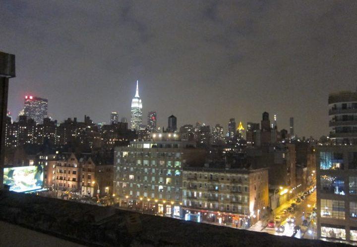 Rabbit Ears Audio NYC Rooftops