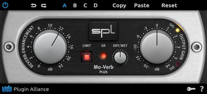 SPL Mo Verb Plus