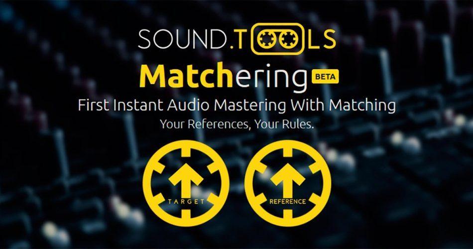 STUDIO.TOOLS Matchering