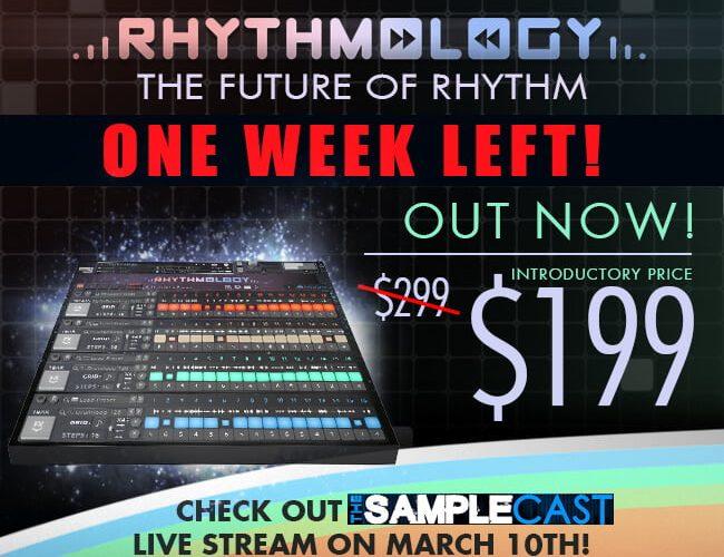 Sample Logic Rhythmology One Week Left