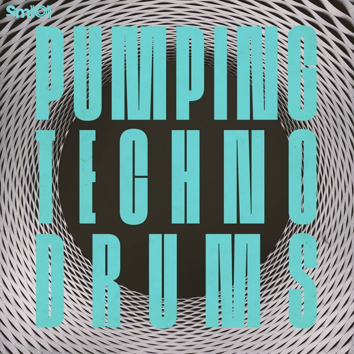 Sample Magic Pumping Techno Drums
