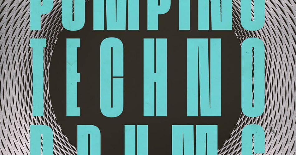 Sample Magic Pumping Techno Drums