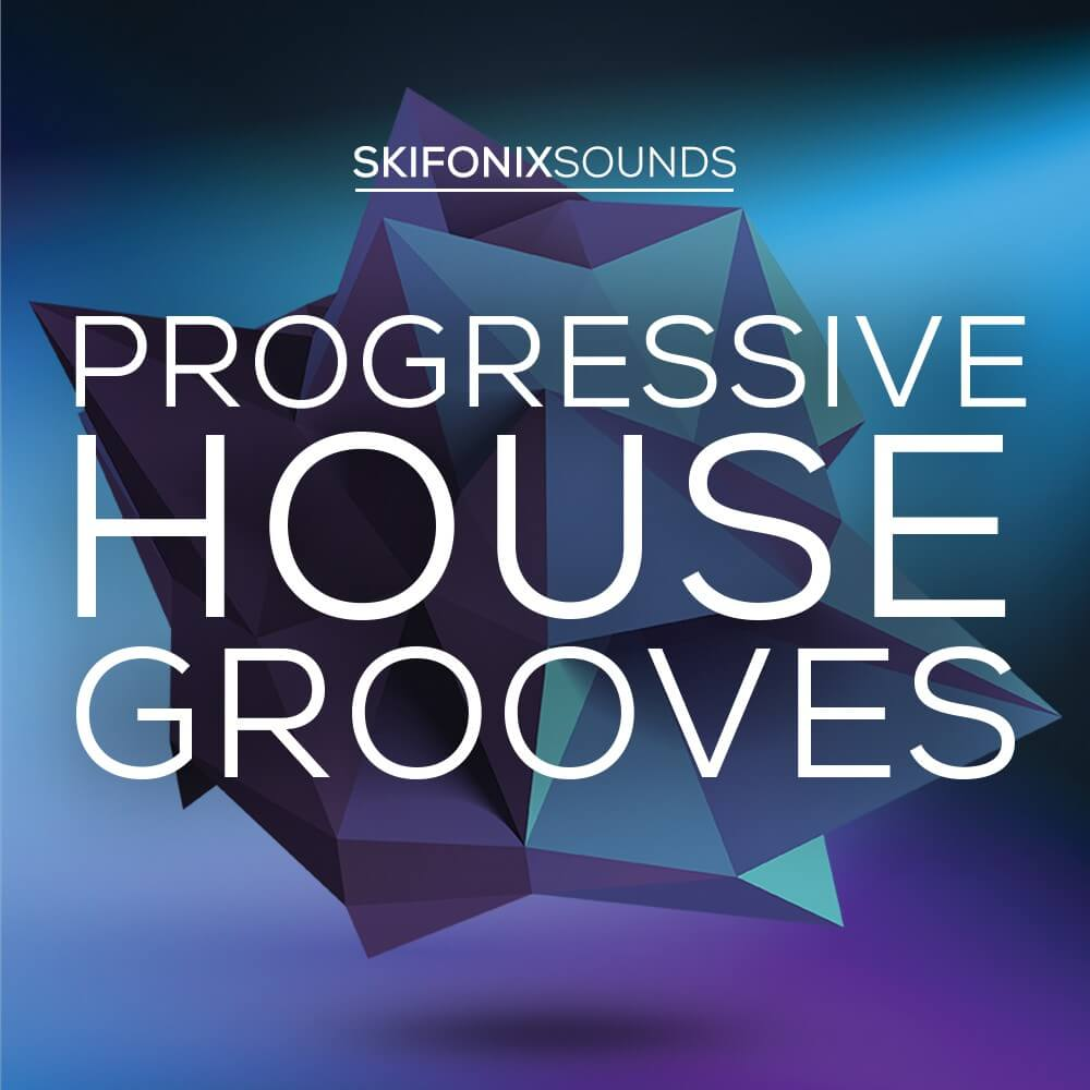 Progressive house grooves sample pack by skifonix sounds for Classic house sample pack