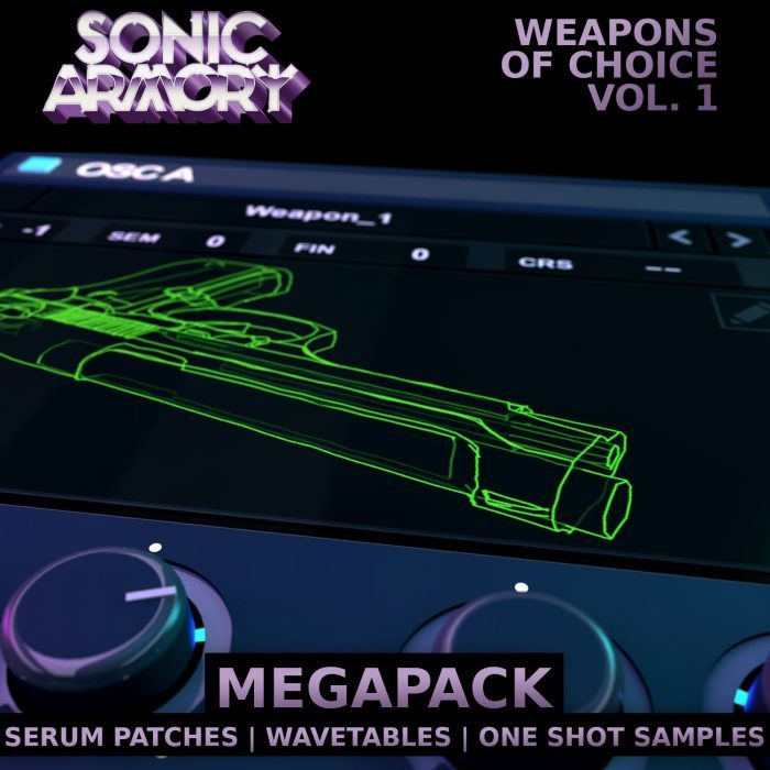 Sonic Armory Weapons of Choice Vol 1