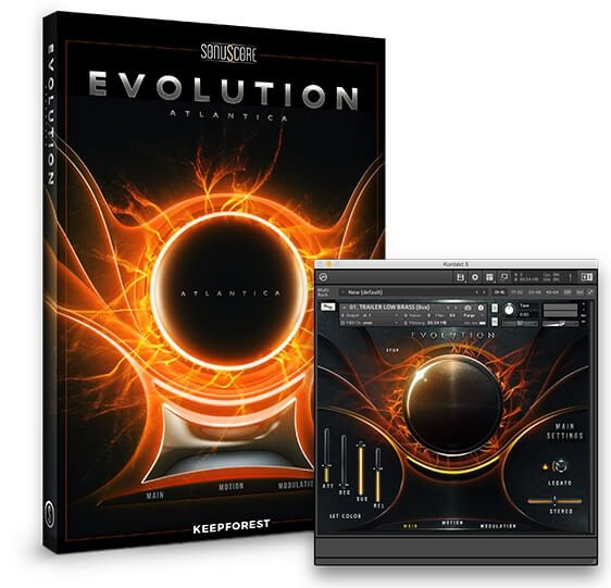 Sonuscore Evolution Atlantica