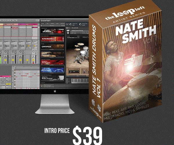 The Loop Loft Nate Smith Drums Vol 1