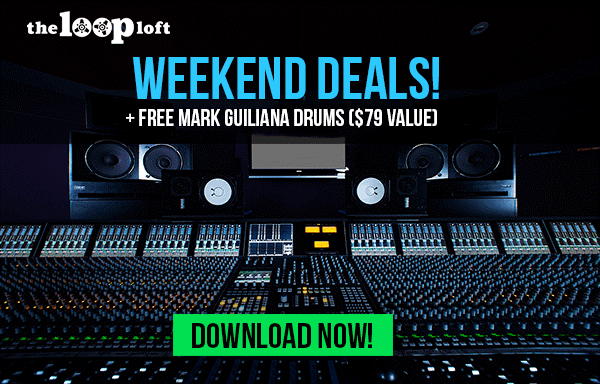 The Loop Loft Weekend Deals Mark Guiliana Drums