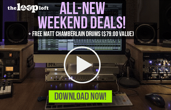 The Loop Loft Weekend Deals Matt Chamberlain