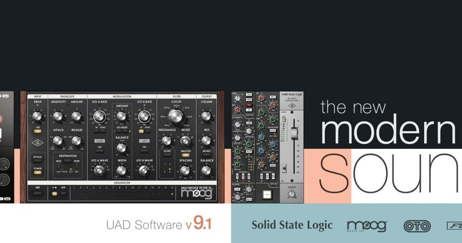 UAD Software v9.1