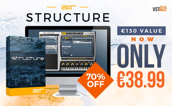 VST Buzz Structure 2 sale