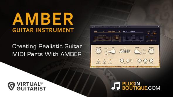 Virtual Guitarist Amber video