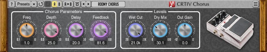 Voxengo CRTIV Chorus