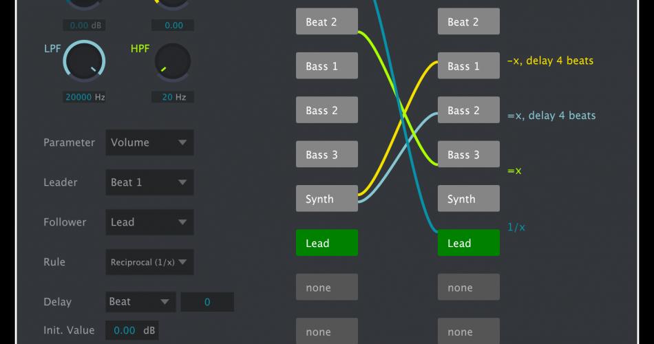 2nd Sense Audio ParamLink