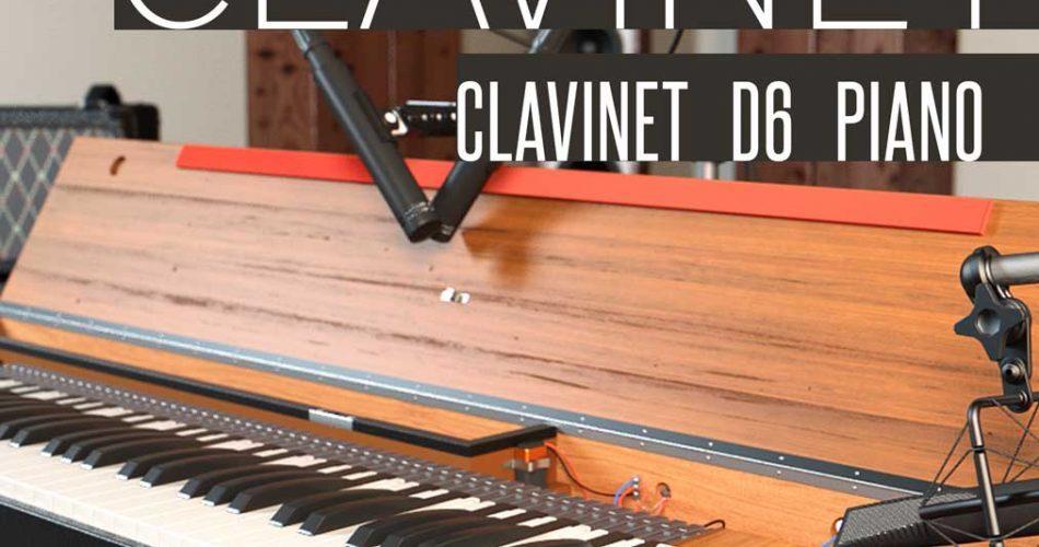 8Dio Clavinet