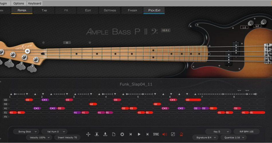 Ample Sound ABP EXT