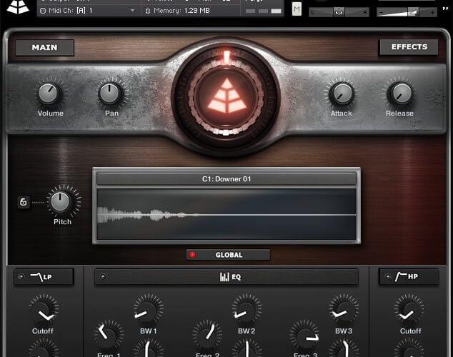 Audio Imperia AI Kontakt Engine