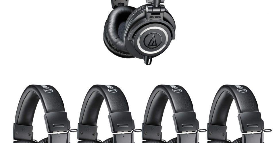 Audio Technica ATH Pack 5