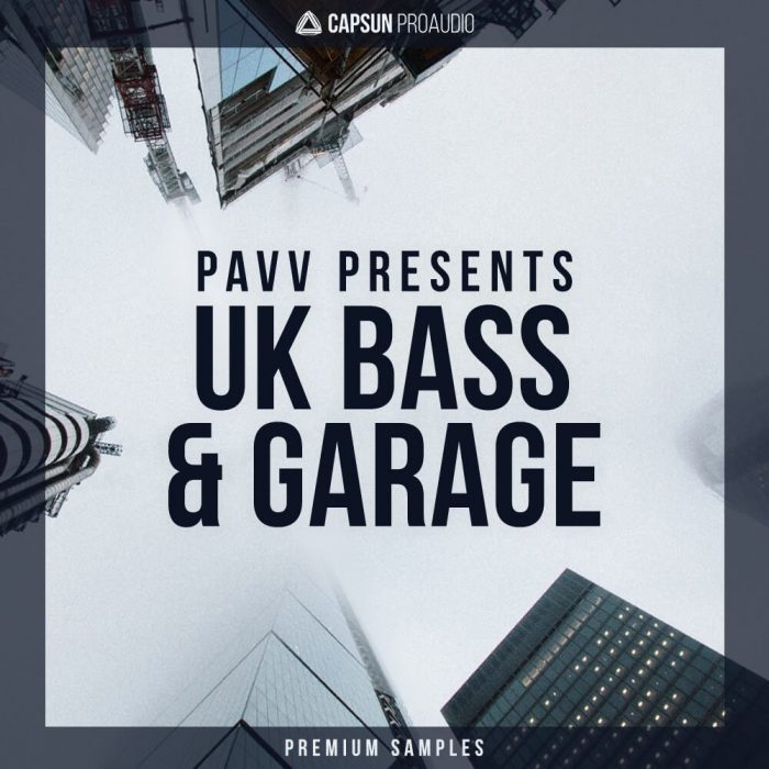 CAPSUN PRoAudio Pavv UK Bass & Garage