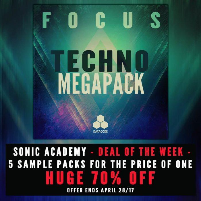 Datacode FOCUS Techno Megapack