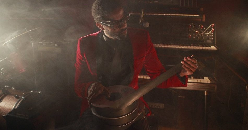 Drum Broker Adrian Younge Sample Library