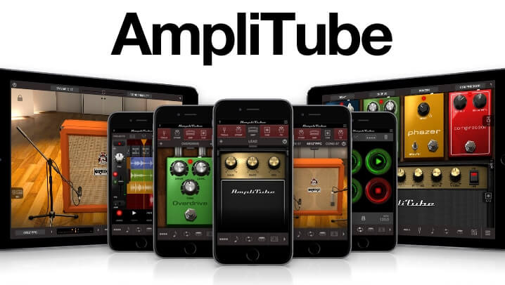 IK Multimedia AmpliTube for iPhone & iPad