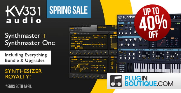 KV331 Audio Spring Sale