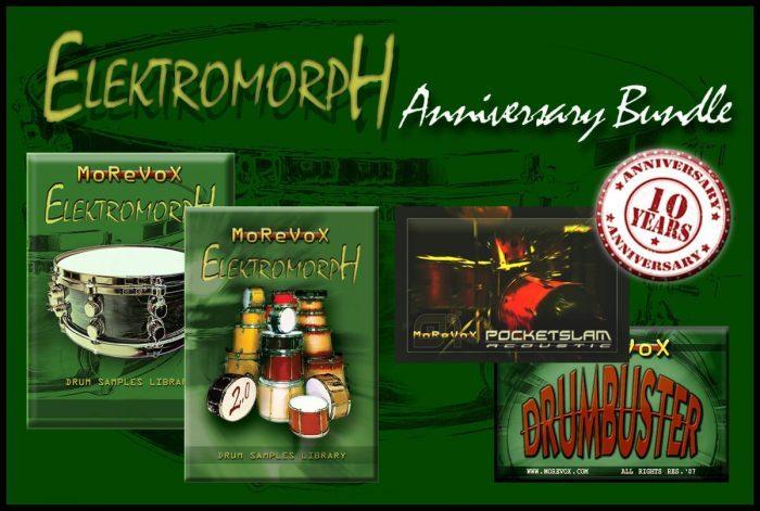 Morevox Elektromorph Anniversary Bundle