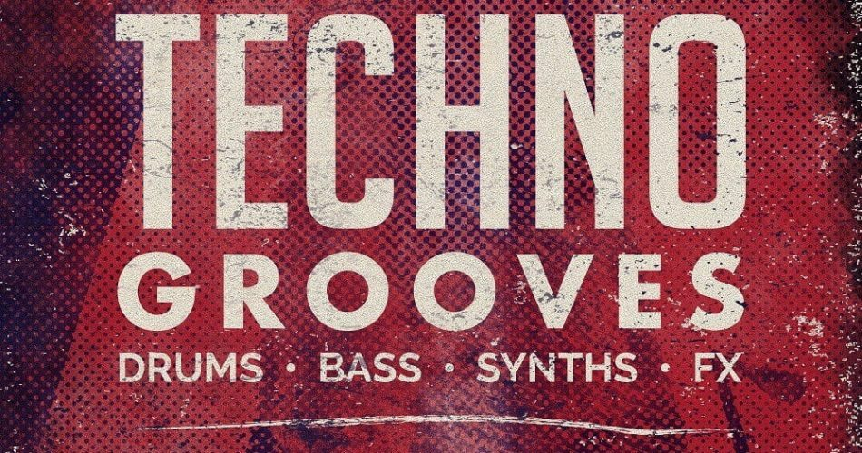 New Loops Techno Grooves