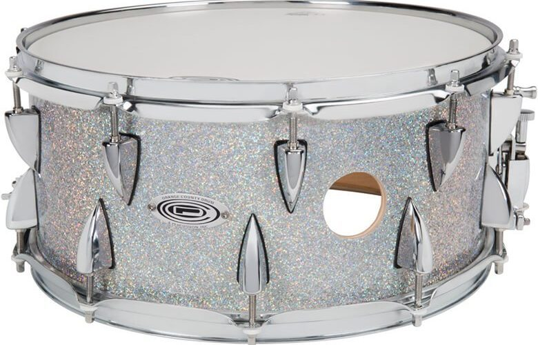 Orange County Drum & Percussion Limited Edition Maple Hybrid Snare