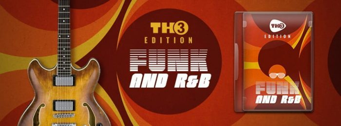 Overloud TH3 Funk and R&B