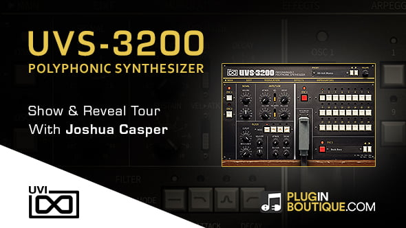 Plugin Boutique UVS 3200 Show & Reveal