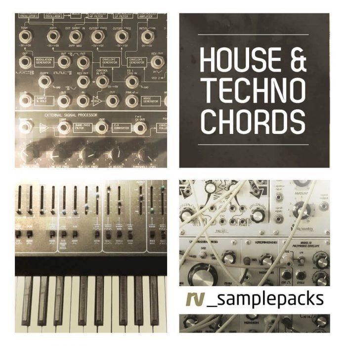 RV Samplepacks House & Techno Chords